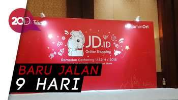 Awal Ramadan, Transaksi di JD.ID Naik 120% dari Tahun Lalu