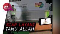 Pelatihan Petugas Haji 2018 Resmi Digelar, Diikuti 780 Peserta
