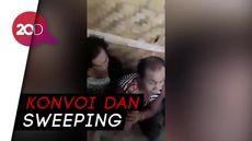 Viral di Medsos, Aksi Ormas Sweeping Warung dan Ceramahi Waria