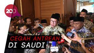 Terobosan Haji Tahun ini, Cek Sidik Jari Dilakukan di Indonesia
