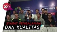 Opening dan Closing Ceremony Asian Games Libatkan Vendor AS