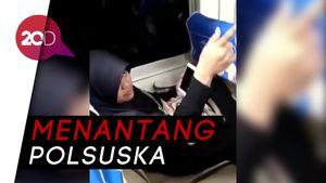 Penumpang Wanita Mengaku Teman Teroris