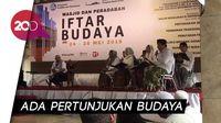 Menikmati Kemeriahan Masjid Istiqlal di Ramadan 2018