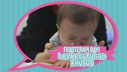 Fisioterapi untuk Bayi