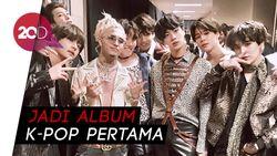 Wow! Album BTS Puncaki Tangga Lagu Billboard 200
