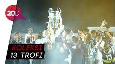 Momen Real Madrid Pamer Si Kuping Besar