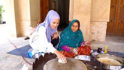 Keseruan Menelusuri Kota Tersibuk di Oman