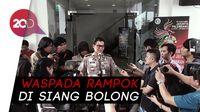 Waspadai Rampok di Siang Bolong, Polda Metro Tingkatkan Patroli