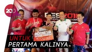 Ini Timnas PES Indonesia di Asian Games 2018