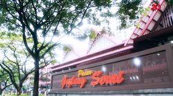 Menu Indonesia di Pasar Singapura