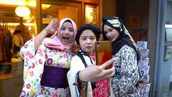 Geliat Muslim di Jepang