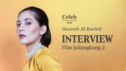 Cerita Hannah Al Rashid Soal Film Jailangkung 2