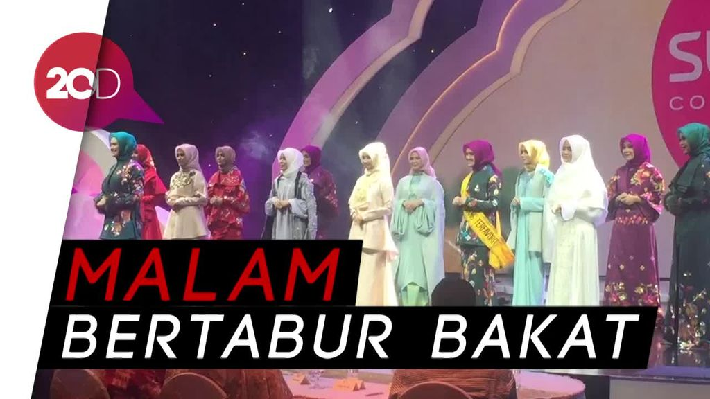 Kemeriahan Grand Final Sunsilk Hijab Hunt 2018