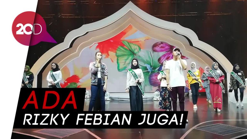 Raisa Cs Siap Ramaikan Grand Final Sunsilk Hijab Hunt 2018