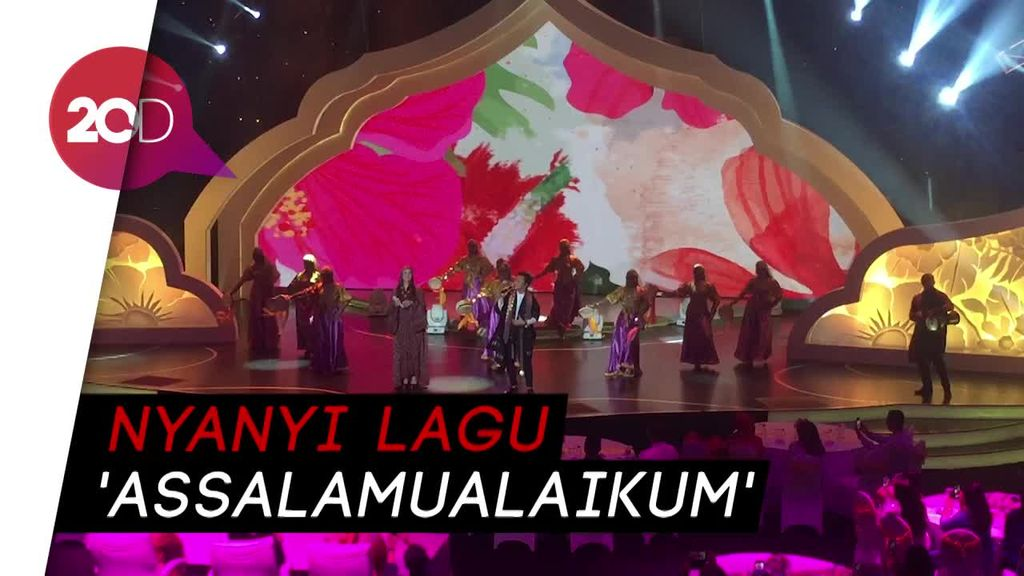 Raisa Cs Buka Panggung Grand Final Sunsilk Hijab Hunt 2018