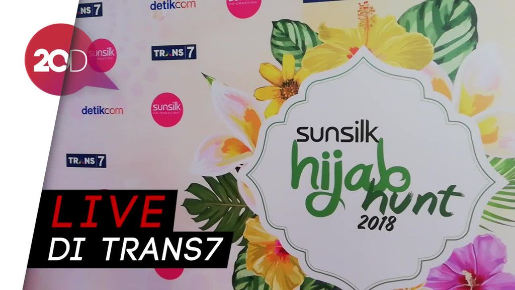 Malam Ini Grand Final Sunsilk Hijab Hunt 2018!