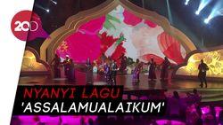 Raisa Cs Buka Panggung Grand Final Sunsilk Hijab Hunt 2018