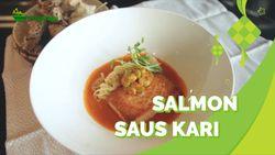 Yuk Sahur dengan Salmon Saus Kari