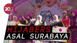 Kebahagiaan Fadila Jadi Pemenang Sunsilk Hijab Hunt 2018