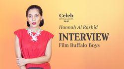 Film Buffalo Boys Menyulap Tampilan Hannah Al Rashid