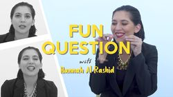Serunya Main Fun Question Bareng Hannah Al Rashid