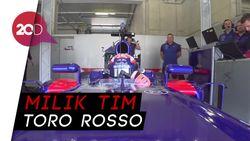 Apa Jadinya Jika Marquez Mengendarai Mobil Formula 1?