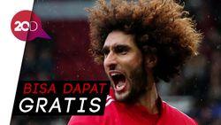 Fellaini Dinilai Cocok bagi Arsenal