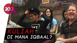 Iqbaal Ramadhan Masih Bingung Mau Kuliah di Mana