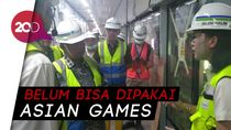 Wajah Terkini Stasiun dan Terowongan MRT di Senayan