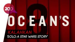Baru Tayang, Oceans 8 Langsung Bajak Box Office