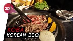 Masakan di Resto Korea Ini Disesuaikan dengan Lidah Indonesia
