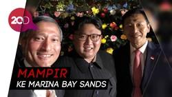 Kim Jong-un Jalan-jalan di Singapura, ke Mana Saja?