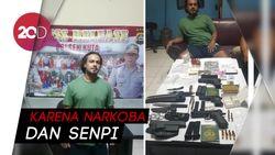 Bukan Suami, tapi Ipar Dina Lorenza yang Ditangkap di Bali