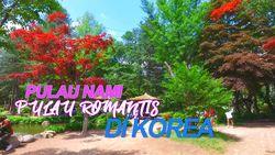 Mengunjungi Pulau Nami, Ikon Romantis di Korea