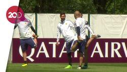 Messi Cs Bersiap Hadapi Islandia