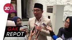 Ini yang Jadi Fokus Ridwan Kamil Jelang Pilgub Jabar