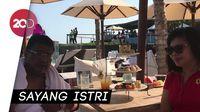 Mantab! Hotman Paris Belikan Bar di Bali untuk Sang Istri