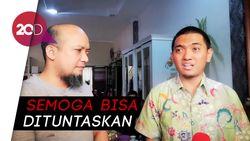 Ketua WP KPK Silaturahmi ke Kediaman Novel Baswedan