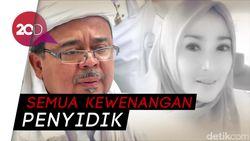 Polisi Benarkan SP3 Kasus Chat Porno Habib Rizieq