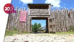 Main-main ke Kampung Viking di Rusia