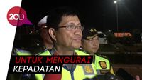 Tol Cikampek KM 47 Arah Jakarta Diberlakukan One Way