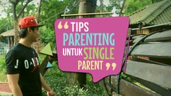 Tips Parenting untuk Single Parent