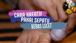 Cara Mencegah Kaki Lecet Saat Pakai Sepatu Baru