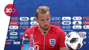Jadi Penentu Kemenangan, Kane Tunjukkan Karakter Inggris
