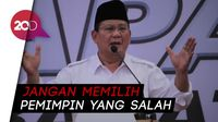 Sebentar Lagi Pilkada, Prabowo Minta Kader Rapatkan Barisan