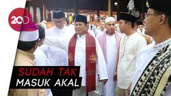 Prabowo Nilai Ekonomi Indonesia Dijajah Asing