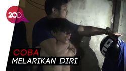 Timah Panas Lumpuhkan Begal Sadis di Makassar