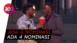 Black Panther Borong Piala di MTV Movie Award