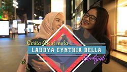 Cerita Laudya Chyntia Bella Dapat Hidayah untuk Berhijab