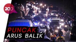 Jalur Nagreg Arah Bandung Macet Parah